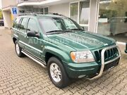 Jeep Grand Cherokee 4.7 V8 Limited *AHK+Leder*