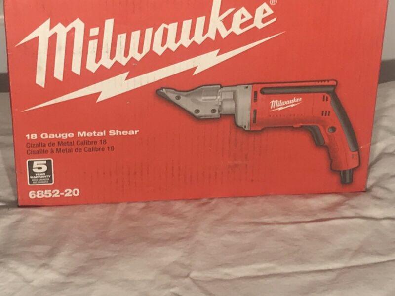 milwaukee 6852-20