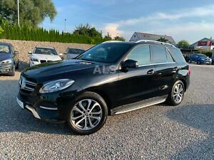 Mercedes-Benz GLE 500 4Matic 1 Hand MwSt ausw.