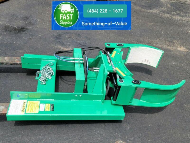 Valley Craft F89704 Lift Truck Powered Maxi-Grip II Hydraulic Fork Attachment