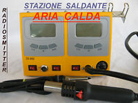 Saldatore Dissaldatore Digitale Aria Calda Zd-982 -  - ebay.it