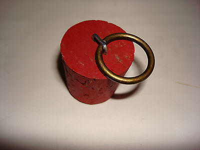 Купить REPLACEMENT CORK,,,FOR 1957 CORKY PIG BANK HULL POTTERY