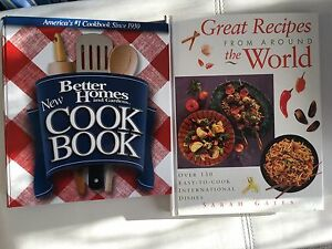 Cook books New