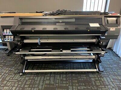 Hp Latex 360 64 Printer