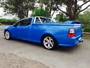 2009 FORD FALCON FG XR6 EXTENDED UTE  IMMACULATE Camden Camden Area Preview