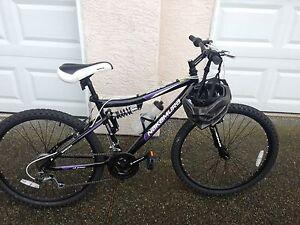 Brand new women's bike