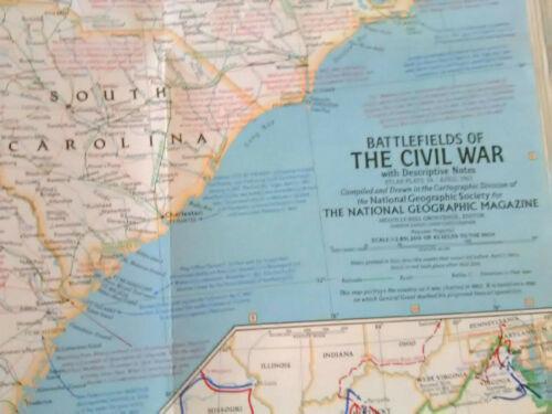Vintage mid century lot 33 maps Nat