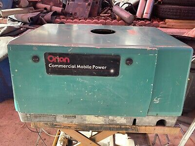 Onan 7000 Watt Generator Rv Motorhome Generator