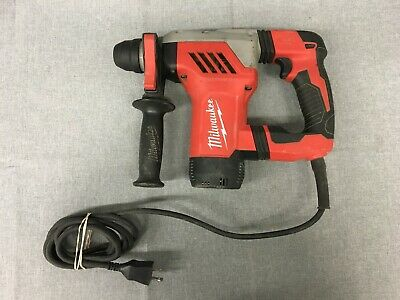 Milwaukee 5268-21 120v Electric Corded 1-18 Sds Plus Rotary Hammer Drill-