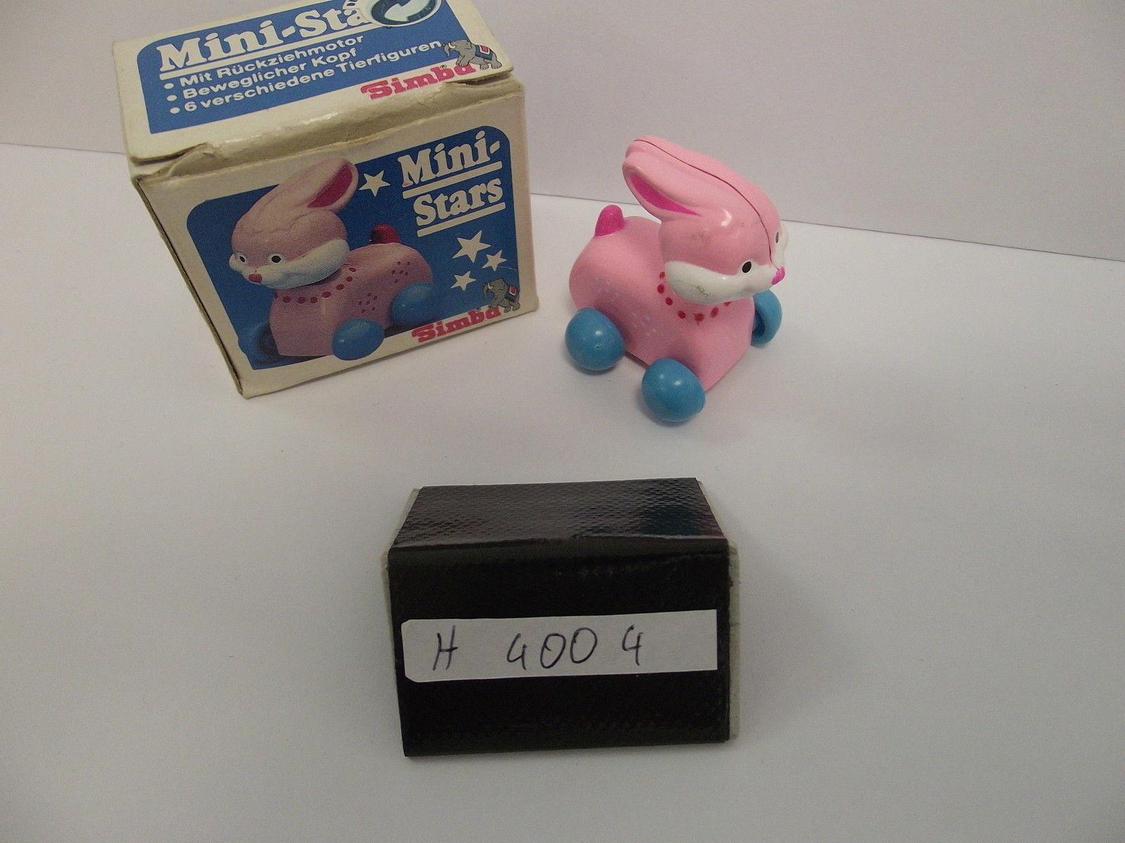 Simba Mini Stars Art 361 3660 Pinker Hase