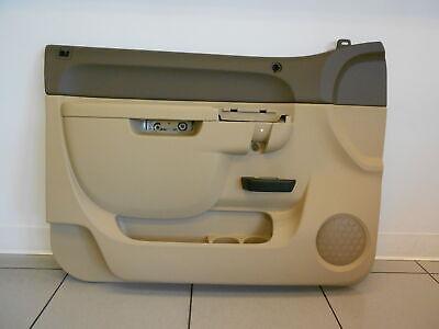 GM OEM Front Door-Interior Trim Panel Left driver side cashmere  22818467