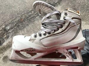 Bauer one 100 le goalie skates 6d