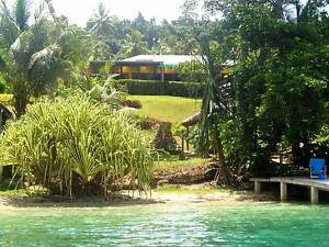 Tropical water front property Vanuatu for sale Banora Point Tweed Heads Area Preview