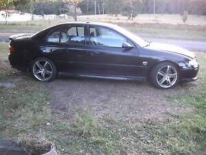 2001 Holden Commodore Sedan Coolongolook Great Lakes Area Preview