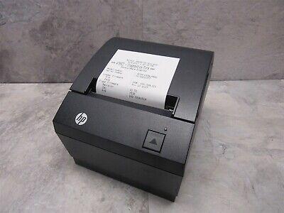 Hp A799-c80w-hn00 Pos Direct Thermal Receipt Printer