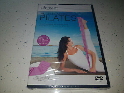 Accelerated Pilates - DVD - New! Exercise & Fitness