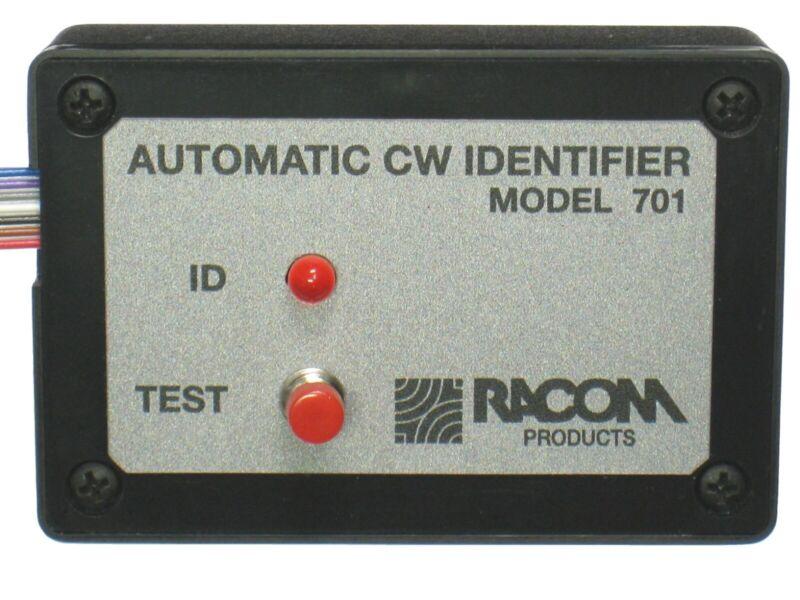 Racom 701 Automatic CW morse code station & transmitter identifier