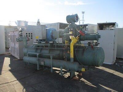 Frick Ammonia Compressor Rwb Ii 222 500hp R-717 460v 76648 Hours