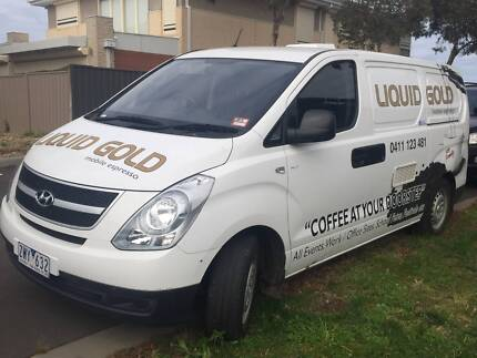 Independent Mobile Coffee Van for Sale Sunbury Hume Area Preview