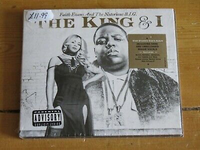 NEW/SEALED CD Faith Evans & The Notorious B.I.G. The King and I (Snoop Dogg etc)