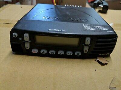 Kenwood Nexedge Nx800-hk High Power 45watt Ham Uhf Mobile Radio