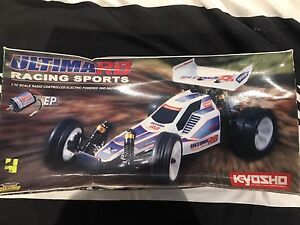 Vintage Kyosho Ultima RB RC Remote Control Car/Buggy - NEW Langwarrin Frankston Area Preview