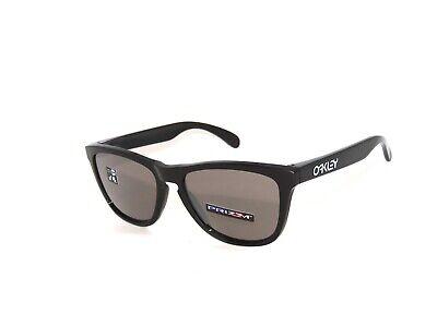 Oakley Sunglasses Frogskins 9013-C4 Polished Black Prizm Black (Frogskins Sale)