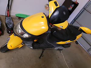 49cc SCP scooter for sale Andrews Farm Playford Area Preview