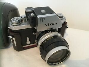 Nikon F :with Many features