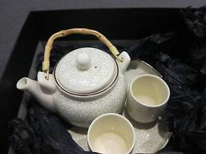 Asian Tea Set 2 cups and a teapot - don't think it's been used! Sydney City Inner Sydney Preview