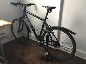 Ghost Panamao x2 bike made in Germany, 21 speeds, large frame,