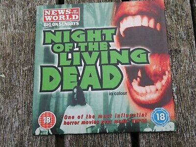 Night of the Living Dead (IN COLOUR) - 96 Mins. segunda mano  Embacar hacia Mexico