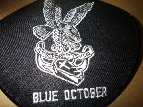 Blue October Patch