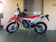 Honda CRF 250L 2015 -  Excellent Condition, LOW KM's South Perth South Perth Area Preview