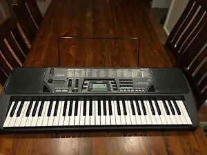 Casio CTK700 with Stand Charnwood Belconnen Area Preview