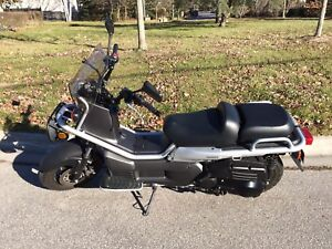 2006 Honda Big Ruckus, PS 250
