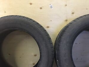 Two Goodyear Eagle LS2 Tires 275 55 R20 $100 firm