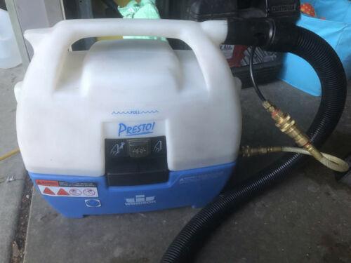 WINSOR PRESTO 3 mini carpet extractor/spotter