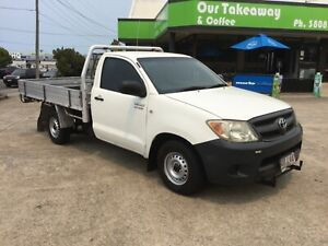 2006 Toyota Hilux WORKMATE Manual Ute