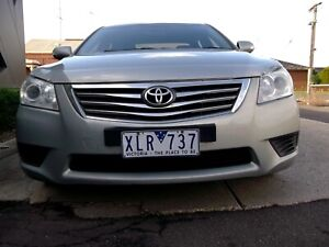 2009 Toyota Aurion AT-X Bacchus Marsh Moorabool Area Preview
