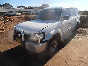 Toyota  Wagon prado 3400 v6 16 valve 2001 Angle Vale Playford Area Preview