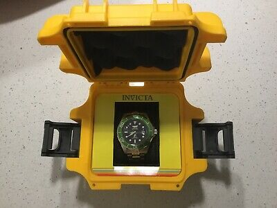 Invicta Grand Diver Automatic Men's Watch 3047 In Dive Box