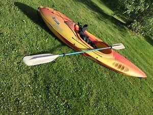 Kayak Pelacan Storm
