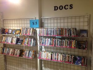 STORE CLOSING - (NEW LOW PRICE $1 ) 1000s of Movies For Sale!