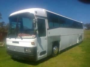 1986 Mercedes bus motorhome Queanbeyan Queanbeyan Area Preview