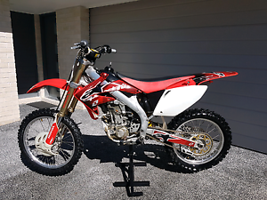 Honda CRF 450 Need Gone Mint Condition Jacobs Well Gold Coast North Preview