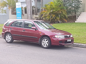 Nissan Pulsar Cronulla Sutherland Area Preview