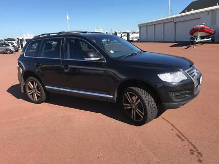 2010 Volkswagen Touareg V6 TDI **12 MONTH WARRANTY** West Perth Perth City Area Preview