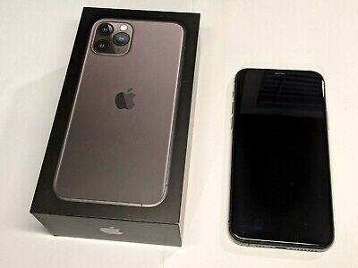 Apple iPhone 11 Pro - 256GB - Space Gray A2160 (Verizon, Total Wireless)