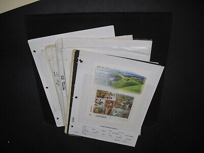 World Mix In Display Pages / Stock Pages Much Mint